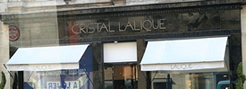Lalique Store on Madison Avenue
