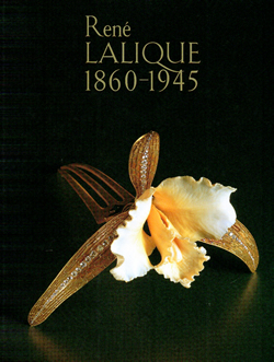 Lalique Exhibition Book: Rene Lalique 1860-1945