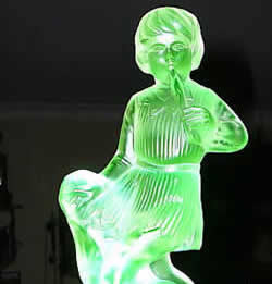 Fake Lalique Statue