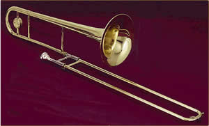 Trombone - Just One of 76!