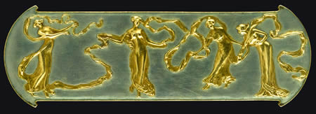 Rene Lalique Jewelry Figural Brooch