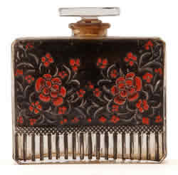 Rene Lalique Perfume Bottle For Roditi & Sons Raquel Meller Fragrance