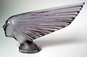 Rene Lalique Mascotte Victoire