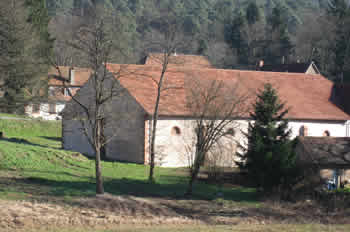 Lalique Museum Site in 2007 Before Construction