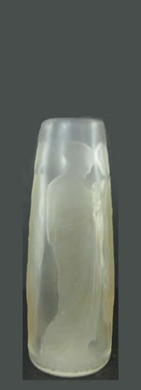 Dounial Renaissance Antiques Damaged Perfume Bottle Being Sold As A Vase