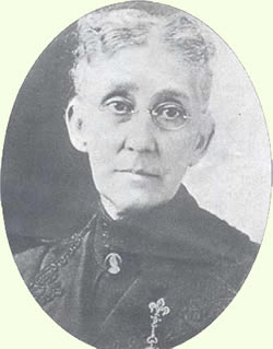 Mary McAfee Atkins Of Kansas City Missouri