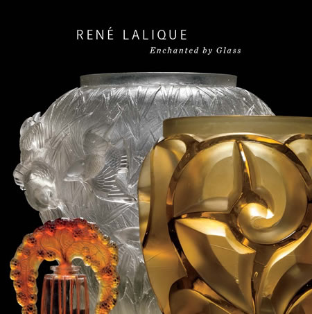 Rene Lalique Enchanted By Glass Book
