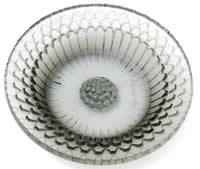 R. Lalique Simone Ashtray