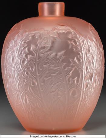 Acanthus Vase Highly Suspicious