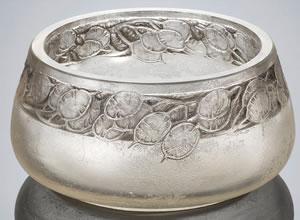 Rene Lalique Frise Monnaie Du Pape Cire Perdue